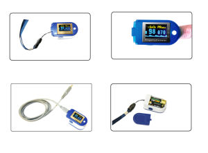 Finger Pulse Oximeter SpO2 Sensor with CE Certificate pictures & photos