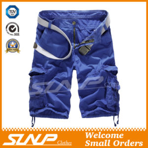 Fashion 100% Cotton Cargo Trousers for Men