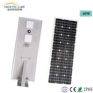High Brightness All in One Motion Sensor Solar LED Street Lights pictures & photos