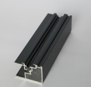 Aluminium Extruded Aluminum Window Door Profile pictures & photos