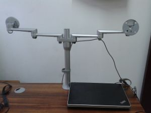 LCD Monitor Double Arms