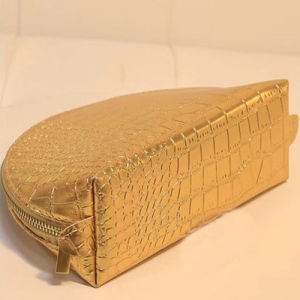 Custom PU Leather Cosmetic Bag, Make up Bag (M104) pictures & photos