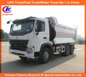 Heavy Duty Sinotruk HOWO 6X4 A7 Tipper Truck Dump Truck pictures & photos