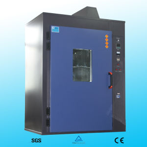 Large Capacity Vacuum High Temperature Hot Air Drying Oven pictures & photos