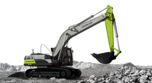 Ze210e Hydraulic Backhoe Excavator pictures & photos