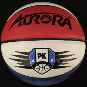 Multicolored PVC Leather Laminated Basketball pictures & photos