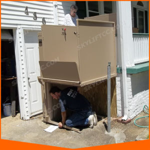 3m Hydraulic Home Disable Wheelchair Lift (SKYLIFT) pictures & photos