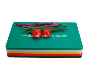 Plastic Chopping Block / LDPE Kitchen Board pictures & photos