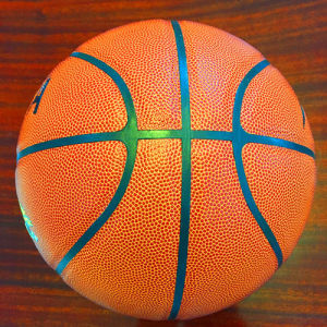 Basketball Customized Wear-Resisting Quality Cheap 8pieces 4#5#6#7# Sg5126 PU Basketball pictures & photos