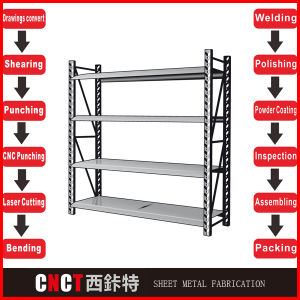 Professional Manufacturer Steel Metal Display Unit pictures & photos
