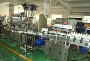 Automatic Bottle Filling Machine with Customized Packaging Line pictures & photos