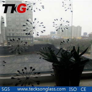 3-12mm Light Light Acid Etched Glass for Windows pictures & photos