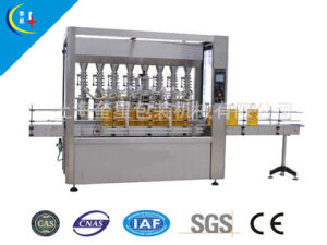 Automatic Food 8 Heads Oil Packaging Machine 1L-5L