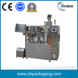 Zhyz-80A High Speed Double Usage Filling and Sealing Machine pictures & photos