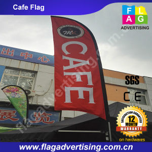 Outdoor Beach Feather Banners with Own Logo for Advertising pictures & photos