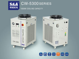 Industrial Chillers for Laser Quenching Machining System Cw-5300