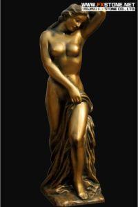 Classical Figure Lady Bronze Sculpture pictures & photos