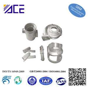 Precision Aluminum Casting CNC Machining Parts pictures & photos