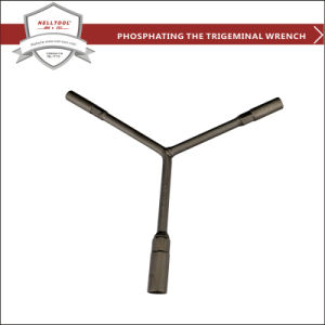 Phosphating Trigeminal Socket Wrench, 10 *12*14mm