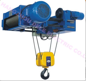 Ce Wire Rope Electric Hoist of 5ton pictures & photos