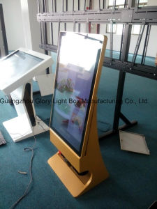 Mall Shop Shoe Clearing Advertising Media Player LCD TV pictures & photos