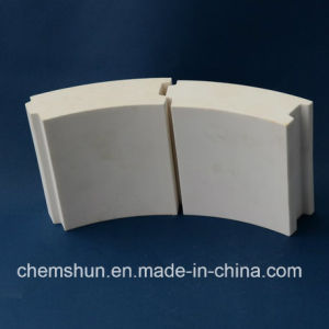 Material Feeding System of Shock of Wear Resistant Pipe Liner pictures & photos