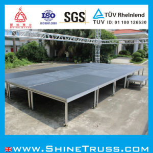 Height Adjustable Aluminum Stage pictures & photos