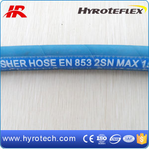 SAE 100r2at / DIN En853 2sn of Hydraulic Hose pictures & photos