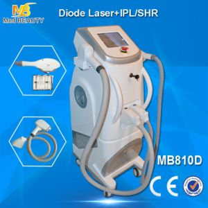 IPL RF Diode Laser Hair Removal Machine for Sale (MB810D) pictures & photos