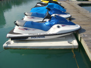 Quality Plastic Jet Ski Float Dock for Sale White in China pictures & photos