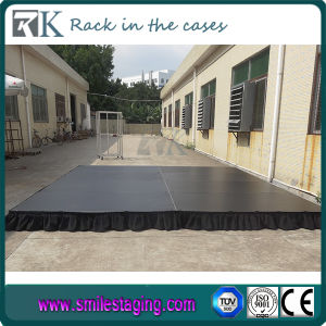 Anti-Slip Aluminum Stage with Adjustable Rust-Proof Legs for Sale pictures & photos