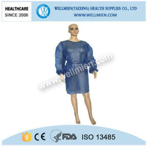 Hospital Disposable Surgical Patient Isolation Gowns for Women pictures & photos