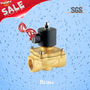 Ss304 Electric Valve, Solenoid Valve, Ss304 Stainless Steel Electromagnetic Valve pictures & photos