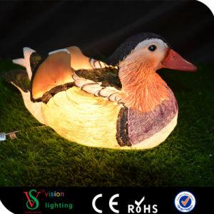 Christmas Decoration LED Duck Sculpture Light pictures & photos