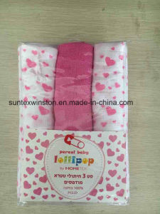 Baby Diapers 100% Cotton, Muslin Diaper pictures & photos