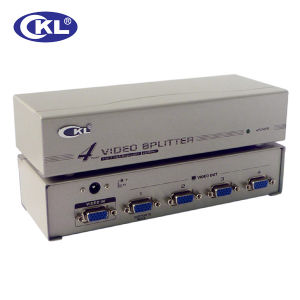4 Port VGA Splitter