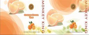 Orange Fruit Green Tea