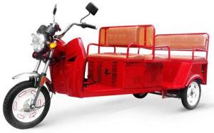 Gasoline-Electric Tricycle 1.5m Passenger 1000W/110cc 125cc pictures & photos