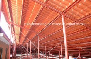 Spanish Roof / Synthetic Resin Roof Sheet for Residential House