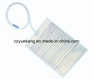 2000ml Economy Urinary Drainage Bag pictures & photos