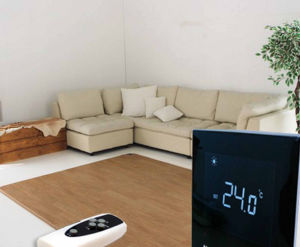 Remote Control External Sensor Radiant Floor Heating Thermostat pictures & photos