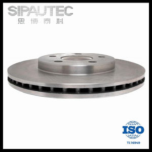 Ventilated Iron Front Disc Brake Rotor (5273038AA) pictures & photos