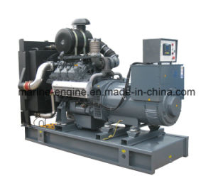 225kVA/180kw Deutz Diesel Genset with Bf6m1015-Laga   Engine pictures & photos