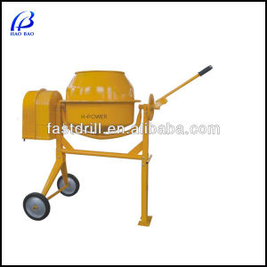 Concrete Mixer 180L Drum Volume Cm180m pictures & photos