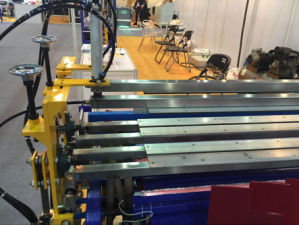 Automatic Plastic Acrylic Sheet Bending Machine (FA1800D) pictures & photos