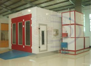 Wld8200 Ce Car Painting Oven for Sale pictures & photos