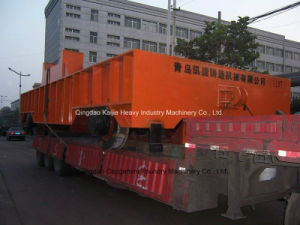 Molten Steel Transfer Car for Casting/ Ladle Transport Car/ Car for Casting Process/High Quality pictures & photos