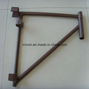 Painting Side Brackets for Scaffold Frames pictures & photos