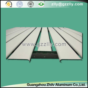 Windproof and Fireproof Aluminum 85u-Shaped Strip Metal Ceiling pictures & photos