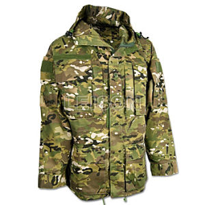 Military Camouflage Combat Coat with ISO Standard pictures & photos